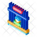 Point Pawnshop Building Icon