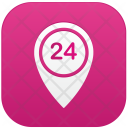 Point Shop Hours Icon
