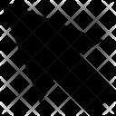 Pointer Click Arrow Icon