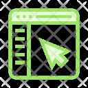 Pointer Cursor Online Icon