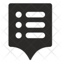 Pointer List Report Icon