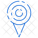 Pointer Navigation Point Icon