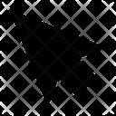 Pointer Cursor Arrow Icon