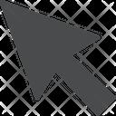 Cursor Arrow Point Icon
