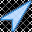 Pointer Marker Navigation Icon