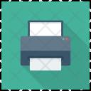 Pointer Printing Printingpress Icon