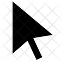 Pointer Cursor Click Icon