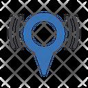 Pointer Nearby Destination Icon