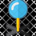 Pointer Location Navigation Icon
