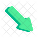 Pointer Arrow Direction Icon