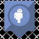 Pointer Notice Map Icon