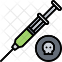 Death Penalty Poison Icon