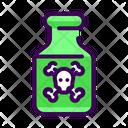 Poison Chemical Medicine Icon