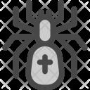Poison Spider Tarantula Icon