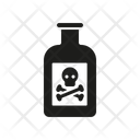 Poison Poison Bottle Danger Icon