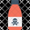 Poison Chemical Danger Icon