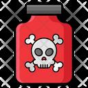 Toxicology Toxicant Toxicological Icon
