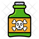 Poison Toxin Chemical Bottle Icon