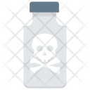 Poison Chemical Bottle Icon