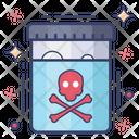 Poison Mixer Chemical Potion Icon