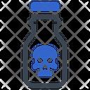 Danger Death Drug Icon