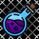 Poison Potion Flask Icon