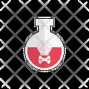 Poison Flask Halloween Icon