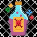 Poison Poisonous Toxic Icon
