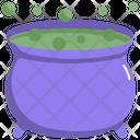 Poison Halloween Horror Icon