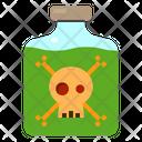 Poison Horror Scary Icon