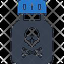 Poison Toxic Poisonous Icon