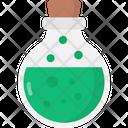 Poison Toxic Chemical Icon