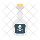 Poison Bottle Chemical Icon