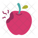 Poison apple Icon