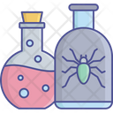 Poison Potion Magical Bottles Magical Potion Icon