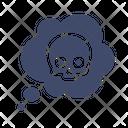 Poison Poisonous Danger Icon