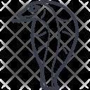 Poisonous Cobra Astrology Icon