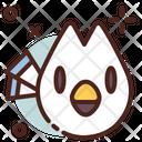 Pokemon White Pokemon Cartoon Icon