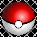 Pokemon Ball Cartoon Icon