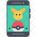 Pokemon Go Icon Vector Icon