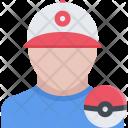 Pokemon Trainer Icon
