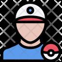 Pokemon Trainer Games Icon