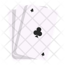 Poker Gambling Solitaire Icon