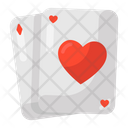 Poker Playing Cards Card Game Icon