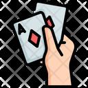 Card Poker Casino Icon