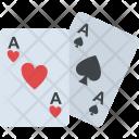 Cards Gambling Poker Icon