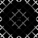 Billiard Eight Ball Icon