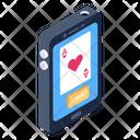 Mobile Game Mobile Poker Mobile Casino Icon