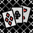 Poker Play Hobby Icon