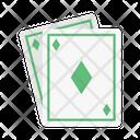 Playingcard Casino Gambling Icon